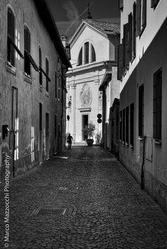 Novi Ligure, San Pietro from Via Solferino