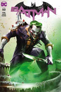 Batman #50 - The Comic Mint Francesco Mattina Trade Dress Variant Cover