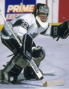 Kelly Hrudey, Los Angeles Kings