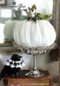 The Decorated House: ~ Halloween Decor :: Vintage