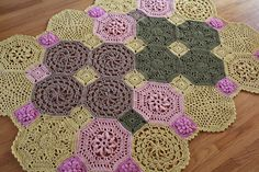 Bernat Waverly Crochet Along 2012 - Finished! by generationSue