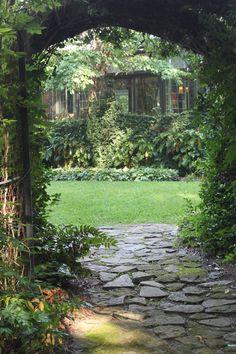Come into the Garden!