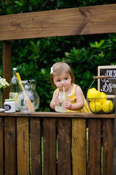 Lemonade Stand Mini Session | Flickr - Photo Sharing!  Lemonade Stand | Mini Session | Child Photography | Ashleah Yust Photography