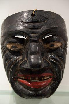 """Negrito"" mask"