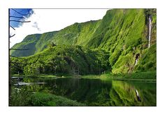 Lagoa das Patas - Ilha das Flores, Açores