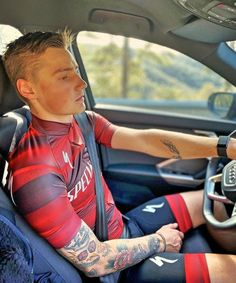 All things cycling Cycling Suit, Tight Leather Pants, Sean O'pry, Lycra Men, Chocolate Boys, Style Masculin, Sport Wear, Sensual, Cute Guys