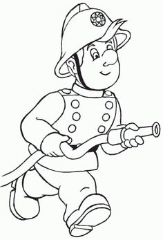 coloring pages com free - 1000 images about brandweer on pinterest firemen