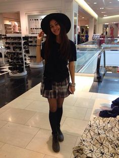 Shopping after school
