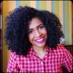@ivycharlaine Smile and be blessed!  #hair2mesmerize #naturalhair #healthyhair