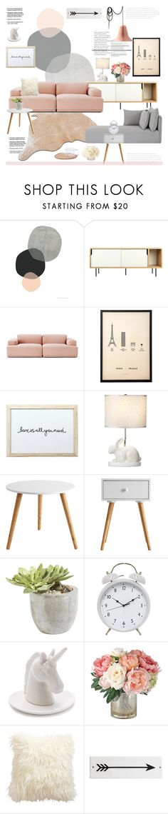 """Untitled #617"" by beg1214 ❤ liked on Polyvore featuring interior, interiors, interior design, home, home decor, interior decorating, DANN, me&him&you, Parlane and Ethan Allen"
