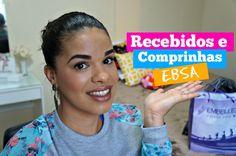 Recebidos e Comprinhas do EBSA6