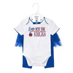 Knicks Baby Girl Creeper and Tutu Leggings e181b0dbd