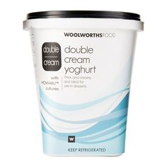 Double Cream Yoghurt 1Kg