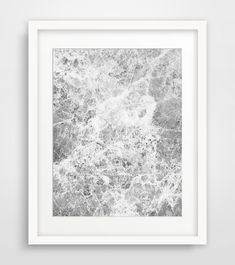 Marble Art Marble Decor Texture Art Abstract by MelindaWoodDesigns #marbleart #blackandwhite