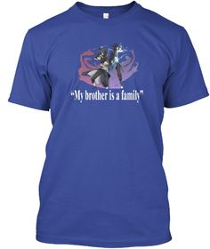 My Brother Is A Family Uchiha T-shirt