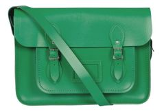 """Sponsored: A design classic, the instant appeal of this """"Brit It bag"""" runs from catwalk to school corridor. Repin with #RevlonYearinColor for your chance to be 1 of 25 winners of a Cambridge Satchel and Revlon products. Copy and paste your Pinterest link into the comments section on the Pin to Win pin."""