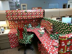 Christmas prank idea! So gunna do this to my co-worker!