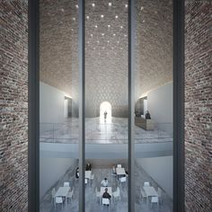 luca poian forms proposal for UNESCO bamiyan cultural center competition