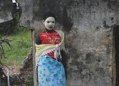 Africa | Makua Girl. Mozambique | © Joost van Dam