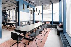Swedish Match Corner Office by WorkShop The Retail Agency, Stockholm – Sweden