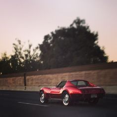 Nothing like in Who drives a Chevrolet Corvette, Instagram Posts