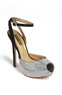Sparkly sandals for NYE ;)