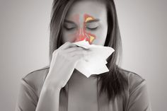Are you wondering what the difference between sinusitis and sinus infection is? While both produce similar symptoms, there is a slight difference; knowing this difference is key to treating the condition effectively. Remedy For Sinus Congestion, Home Remedies For Sinus, Infection Des Sinus, Sinus Cavities, Ayurvedic Oil, Allergic Rhinitis, Nasal Cavity, Sinus Problems, Allergy Relief