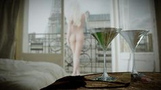 Weekend In Paris by audia4 from blenderartists.org