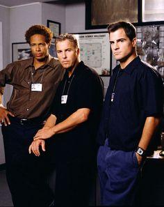 CSI : Las Vegas / Warrick , Grissom & Stokes ...