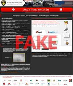 Jusu dators ir blokets is a PC ransomware virus that displays fake messages and demands a fine from the user. It also accesses webcam to make the message seem legal and more official.