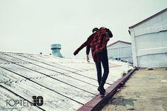 Song Joong Ki 16 F/ W TOPTEN10 LookBook