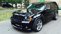 Tuning Jeep grand cherokee srt-8 (wk) 6.1 550hp, 2006 year, automatic transmission, all wheel drive