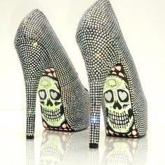 Skulls 이 신발 신으면 이렇게 된다?