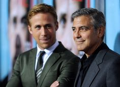 """""""The Ides of March"""" saw it last night. Great movie with two hotties."""
