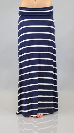 Set Those Sails Maxi Skirt #shopacutabove #maxi