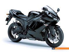 I'm not a bike person but if I were (07 kawasaki Ninja ZX-6R) could be fun