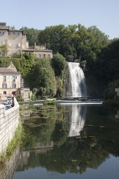 Isola del Liri – A town with two waterfalls