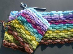 Moorland Blanket CAL, Part 3