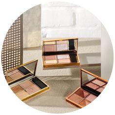Pour avoir un teint frais et lumineux, rien de plus simple ! Utilisez les palettes Highlighter de chez Sleek.  Disponible chez www.lanaika.com
