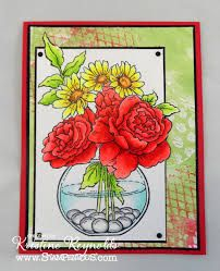 Image result for stampendous build a bouquet