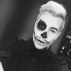 #halloween #skull