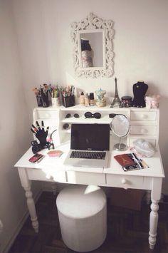 Great multi-functional desk/vanity