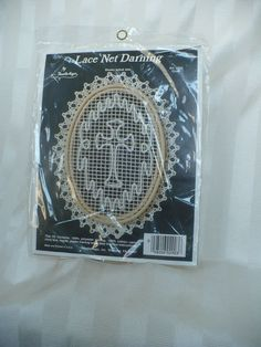 Brand New Needlemagic Lace Net Darning ~ Cross #2903 #Needlemagic