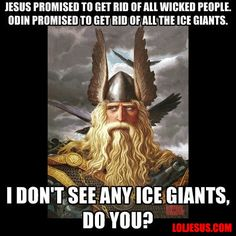 Funny pictures about Trust in Odin. Oh, and cool pics about Trust in Odin. Also, Trust in Odin. Norse Pagan, Norse Mythology, Norse Symbols, Ice Giant, Viking Quotes, Right Wing, Left Wing, The Funny, Haha