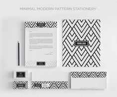 10 Great Branding Identities Show How To Design A Striking Business Letterhead - DesignTAXI.com