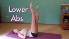 """""""abdominal workout 1 -low abs"""" with tati rooney she's a ballerina, lots of ballet-styled work outs for lower abs. gotta be able to do at least semi-spread-eagle splits for this one Effective Ab Workouts, Lower Ab Workouts, Core Workouts, Abdominal Exercises, Abdominal Workout, Ballet Barre Workout, Motivational Photos, Killer Abs, Tummy Workout"""