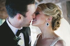 The Most Radiant Classic Glam Bride | Anastasia Photography | See More! http://heyweddinglady.com/luxe-snowy-winter-wedding-from-anastasia-photography/