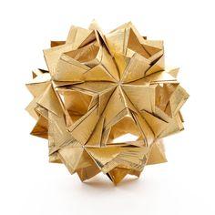 Little Island Kusudama - Origami Diagram