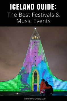 The best festivals and music events in Iceland | Life With a View