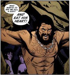 DC Universe's - Vandal Savage